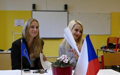 Studentské volby 2017