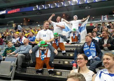 finští fanoušci :-)